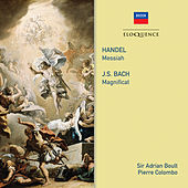 HANDEL: Messiah. BACH: Magnificat. by Various Artists