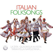 Italian Folksongs von Various Artists
