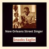 New Orleans Street Singer by Snooks Eaglin
