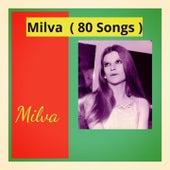 Milva (80 songs) von Milva