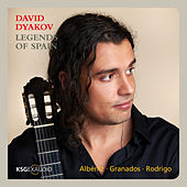 Legends of Spain de David Dyakov