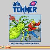 Folge 1: Angriff der grünen Spinnen von Jan Tenner