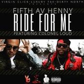Ride For Me van Fonzy