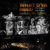 What D'Ya Need (Mr Krash Slaughta H.A.R.D. Remix) von Belles In Monica
