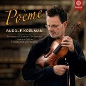 Poème by Rudolf Koelman, Jessica Gethin, Christopher Van Tuinen