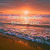 Calm Relaxation Beach Waves by Rain Sounds and White Noise