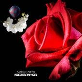 Falling Petals von Randal L Meek