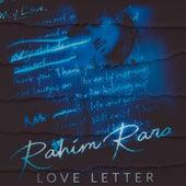 Love Letter de Rahim Rara