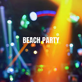 Beach Party by Bar Lounge