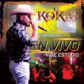 Variadas en Vivo y de Estudio de El Kokio Diaz Y Su Gente