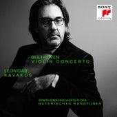 Beethoven: Violin Concerto, Op. 61, Septet, Op. 20 & Variations on Folk Songs, Op. 105 & 107 by Leonidas Kavakos