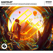 Post Malone (feat. RANI) (Pharien Remix) van Sam Feldt