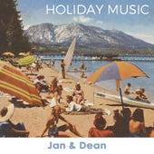 Holiday Music de Jan & Dean