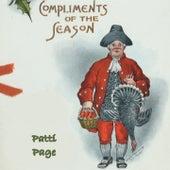 Compliments of the Season von Patti Page