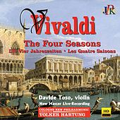Vivaldi: The Four Seasons (Live) de Cologne New Philharmonic