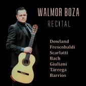 Recital de Walmor Boza, Dowland (Composer), Frescobaldi (Composer), Scarlatti (Composer), Johann Sebastian Bach (Composer), Giuliani (Composer), Tárrega (Composer)