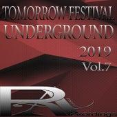 TOMORROW FESTIVAL UNDERGROUND 2019, Vol.7 von Various