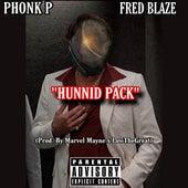 Hunnid Pack (feat. Fred Blaze) von Phonkp