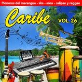 Caribe (Vol. 26) de Duo Los Ahijados, Joseito Mateo, Bola De Nieve, Byron Lee