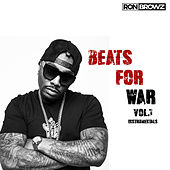Beats for War, Vol. 1 by Ron Browz
