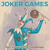 Joker Games by Don Covay
