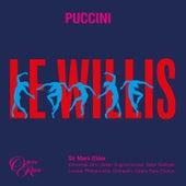 Puccini: Le Willis de Ermonela Jaho, Arsen Soghomonyan, Brian Mulligan, Opera Rara Chorus, London Philharmonic Orchestra, Sir Mark Elder