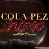 Cola de pez - Fuego (feat. Javiera Mena y La Casa Azul) de Miss Caffeina