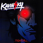 Nightcall Kavinsky by Alejandro MG