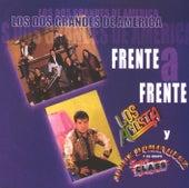 Los dos Grandes de América frente a frente by Various Artists