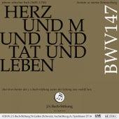 Bachkantate, BWV 147 - Herz und Mund und Tat und Leben von Rudolf Lutz