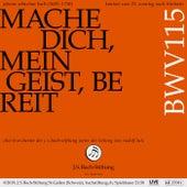 Bachkantate, BWV 115 - Mache dich, mein Geist, bereit von Rudolf Lutz