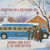 Christmas on a Greyhound Bus de Amanda Anne Platt