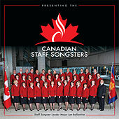 Presenting the Canadian Staff Songsters de Canadian Staff Songsters