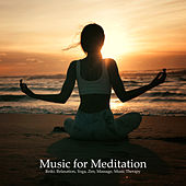Music for Meditation: Reiki, Relaxation, Yoga, Zen, Massage, Music Therapy de Various Artists