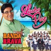 Al Calor de la Cumbia by Lucho Paz y su Banda Brava