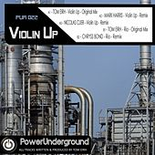 Violin Up Ep by Mark Harris