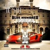 Blue Hundred YoungN by DuffleBag Hustle