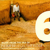 Music from the Era of Pieter Bruegel the Elder: Vol. 6 - Religious Confrontation in the Low Countries de Various Artists