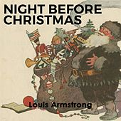 Night before Christmas de Louis Armstrong
