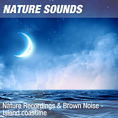 Nature Recordings & Brown Noise - Island coastline by Nature Sounds (1)