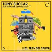 El Tren del Sabor by Tony Succar