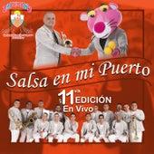 Salsa En Mi Puerto: 11VA Edición (En Vivo) de Orquesta Zaperoko de