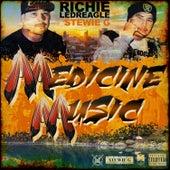 Medicine Music von Richie Ledreagle