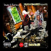 Dada-D presents Mob Report2 by C.N.T. Music Group C.N.T. Mafia