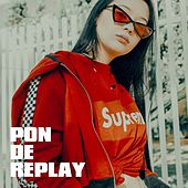 Pon De Replay de Top Rap Beats, Hip Hop Artists United, The Party Hits All Stars