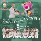 Salsa En Mi Puerto: 5TA Edición (En Vivo) de Orquesta Zaperoko de