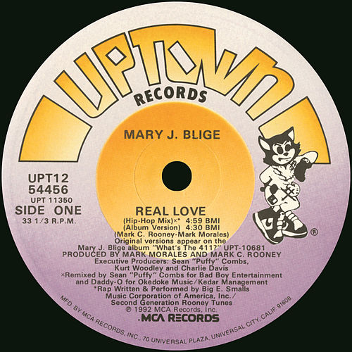 Real Love by Mary J. Blige
