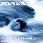 Nature Recordings & Brown Noise - Water stream wind by Nature Sounds (1)