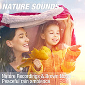Nature Recordings & Brown Noise - Peaceful rain ambience by Nature Sounds (1)