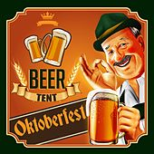 Oktoberfest Beer Tent by Various Artists